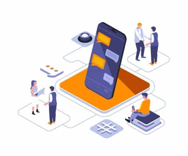 flexwerken mobiliteit en smartphone